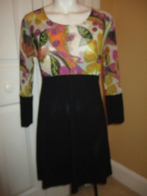 Sweet Pea by Stacy Frati 3/4sleeve Casual Night Out Dress Image 9