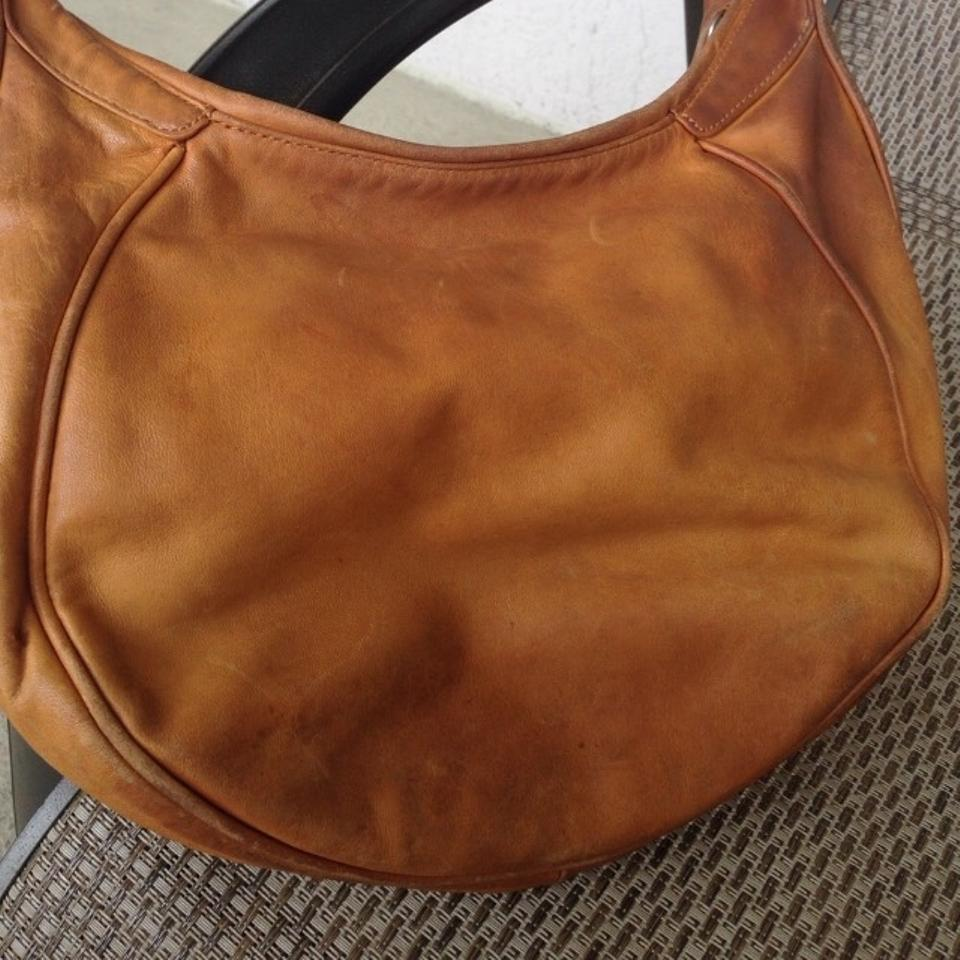 cbfefd55269e Michael Kors Vintage Mk Leather Hobo Bag - Tradesy