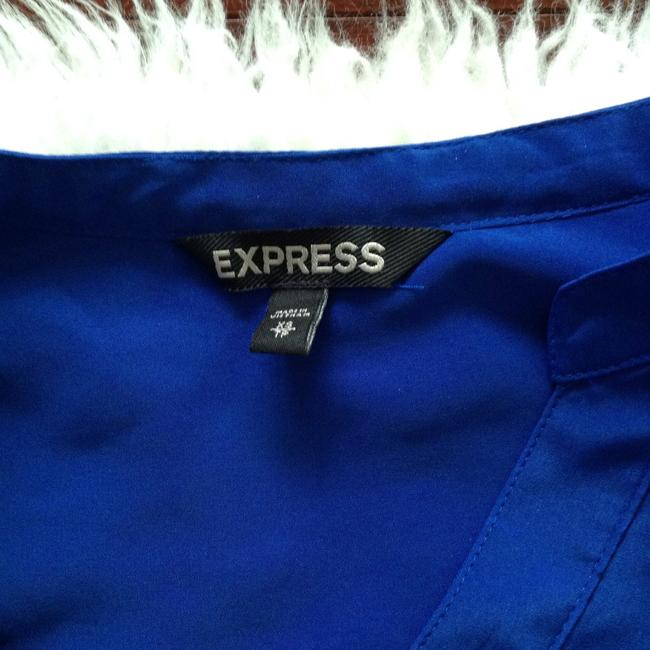 Express short dress Royal blue on Tradesy Image 1