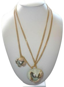 Swarovski LIMELIGHT GOLD NECKLACE, New With Tags