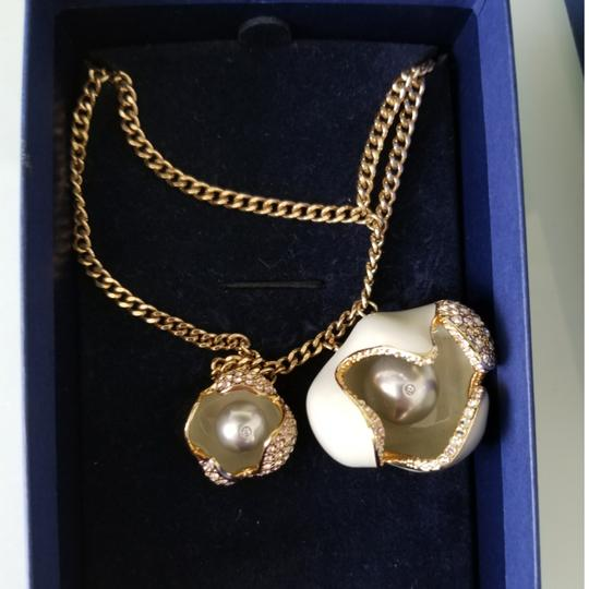 Swarovski LIMELIGHT GOLD NECKLACE, New With Tags Image 2