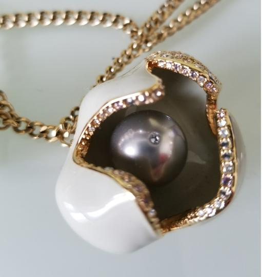 Swarovski LIMELIGHT GOLD NECKLACE, New With Tags Image 4