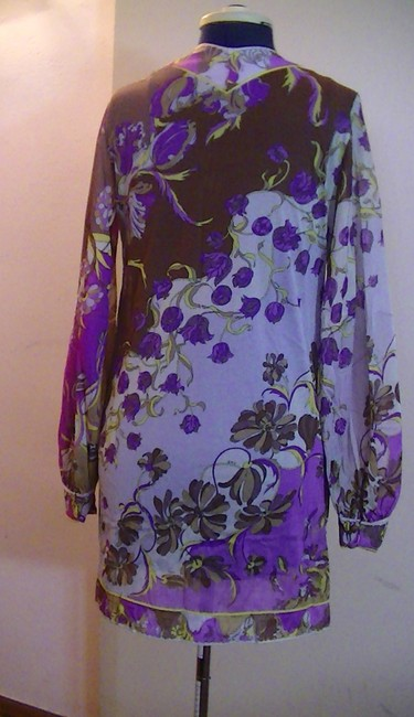 Emilio Pucci short dress Multi Vintage on Tradesy Image 1