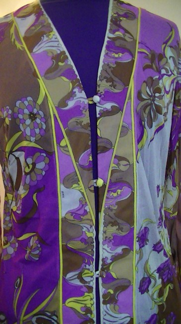 Emilio Pucci short dress Multi Vintage on Tradesy Image 3