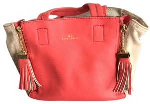 Kate Landry Tote in coral