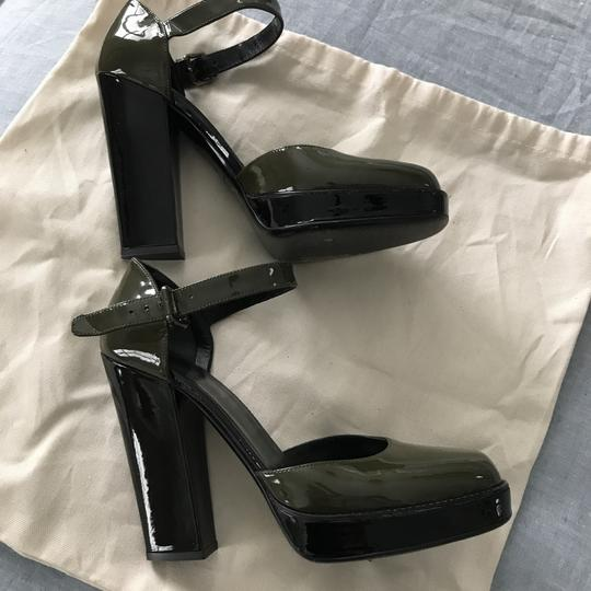 Prada green Pumps Image 2