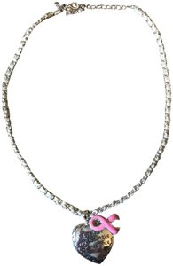 Fashion Bug Breast Cancer Awareness Event Necklace