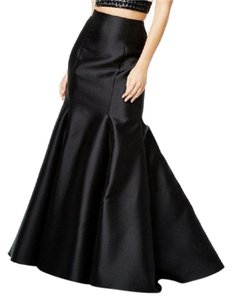 Say Yes to the Prom Maxi Skirt Black