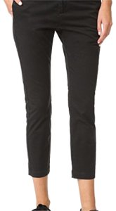 Nili Lotan Capri/Cropped Pants black