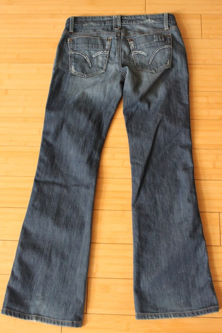 JOE'S Jeans Boot Cut Jeans-Medium Wash Image 1