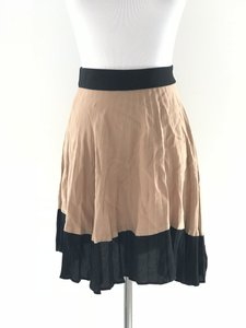 A.L.C. Mini Skirt Camel/Black