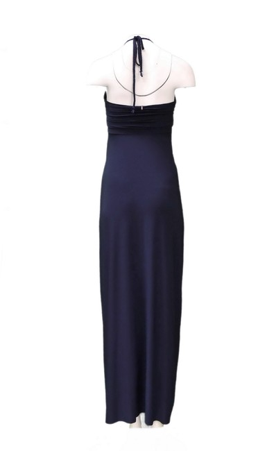 Navy Maxi Dress by MISA Los Angeles Image 1