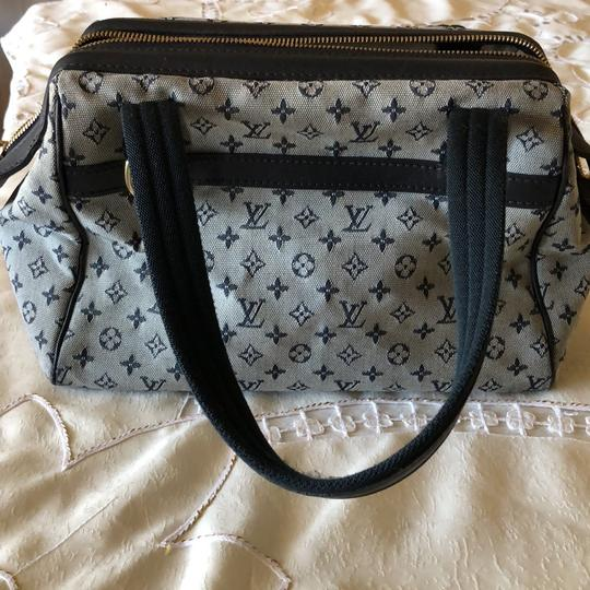 Louis Vuitton Tote in Navy Image 3