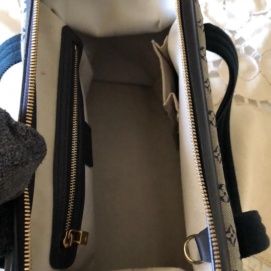 Louis Vuitton Tote in Navy Image 4