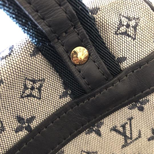 Louis Vuitton Tote in Navy Image 8