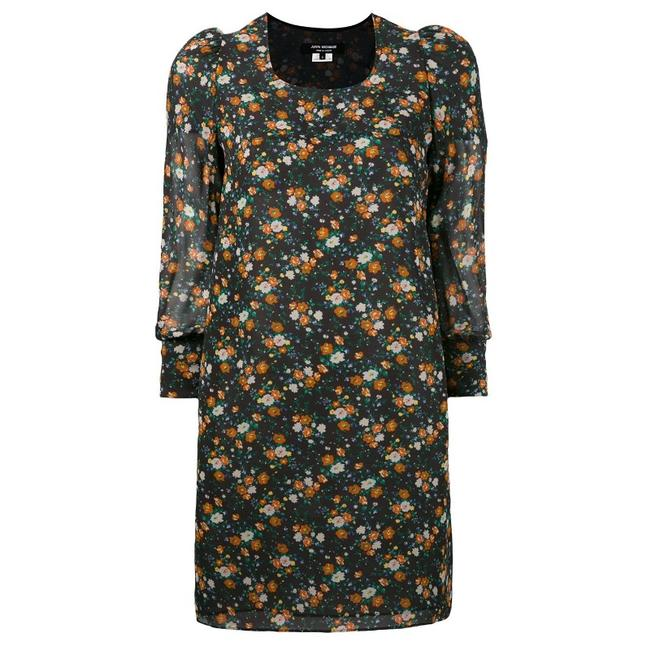 Preload https://img-static.tradesy.com/item/23303931/comme-des-garcons-black-multi-floral-cropped-sleeve-short-casual-dress-size-4-s-0-0-650-650.jpg