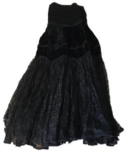 India Boutique Skirt black