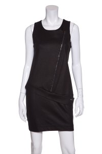 Cop. Copine short dress Black on Tradesy