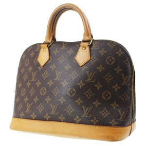 Louis Vuitton Made In France Satchel in Brown