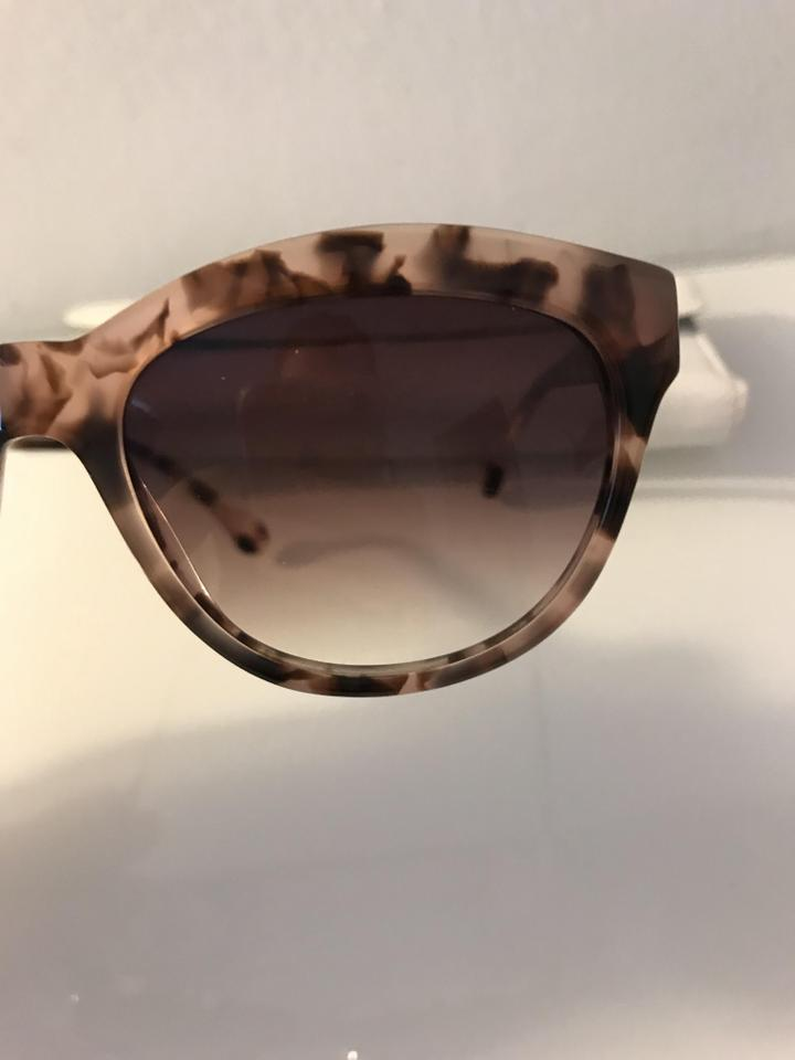cbd3e2c533d16 Elizabeth and James Rose Gold Orchard D-frame Cateye Sunglasses ...