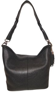 Talbots Leather Refurbished Euc Lined Hobo Bag