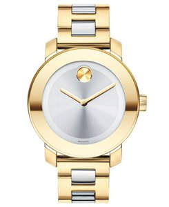 Movado Movado Bold Two Tone 3600129 Stainless Watch