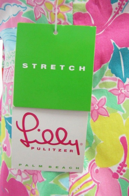 Lilly Pulitzer short dress multicolor Layla Floral Pink Print on Tradesy Image 7