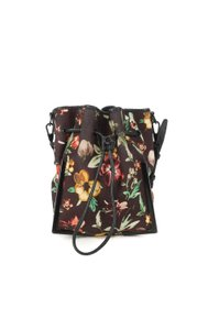 3.1 Phillip Lim Floral Canvas Bucket Shoulder Bag