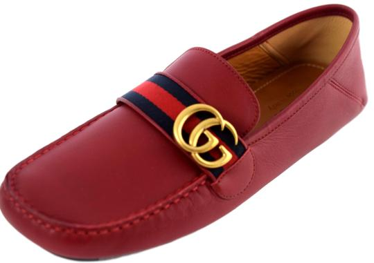 Preload https://img-static.tradesy.com/item/23304810/gucci-red-marmont-450891-men-s-gg-leather-webstripe-driver-shoes-0-0-540-540.jpg