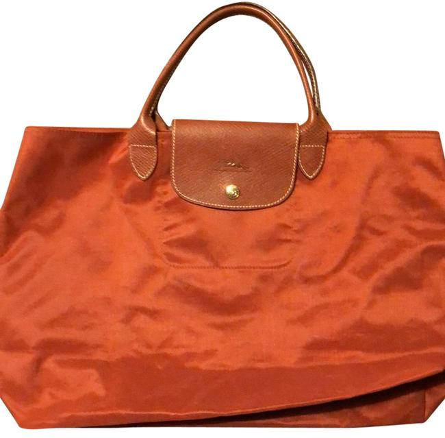 Item - Burnt Orange Satchel