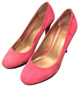 Circa Joan & David hot pink Pumps