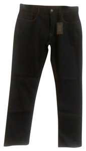 Armani Exchange Straight Leg Jeans-Dark Rinse