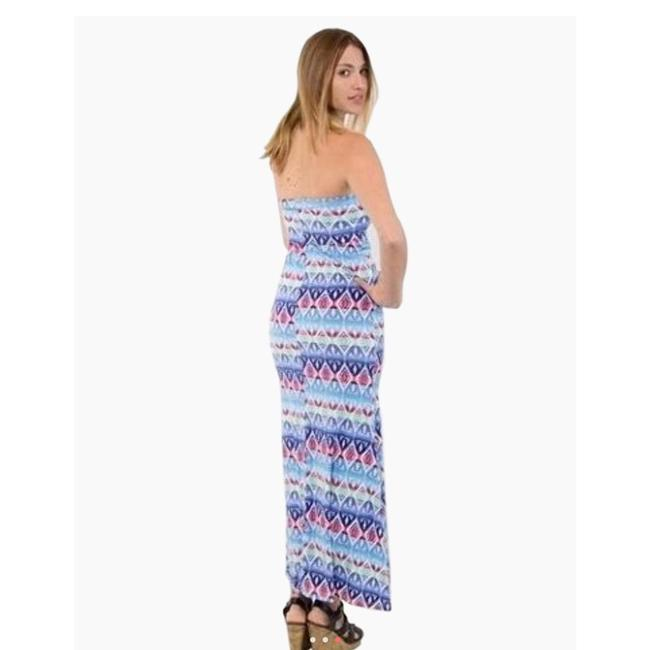 Multicolored Maxi Dress by Auditions Image 2