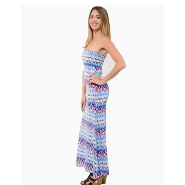 Multicolored Maxi Dress by Auditions Image 1