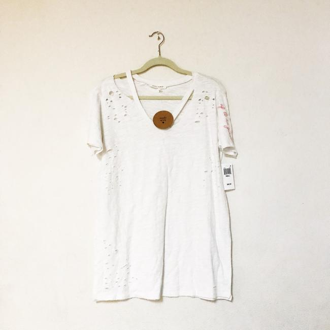 Honey Punch T Shirt white Image 2