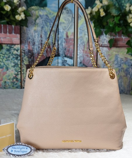 MICHAEL Michael Kors Tote in Oyster Blush Image 1