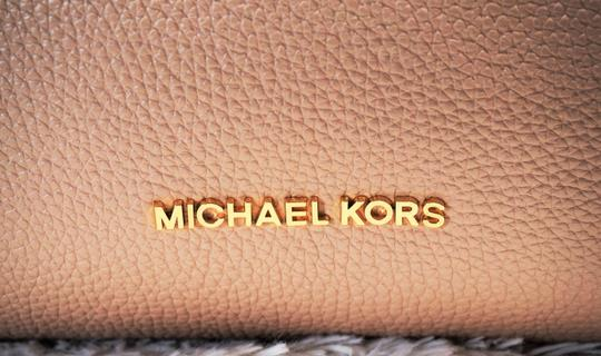 MICHAEL Michael Kors Tote in Oyster Blush Image 5
