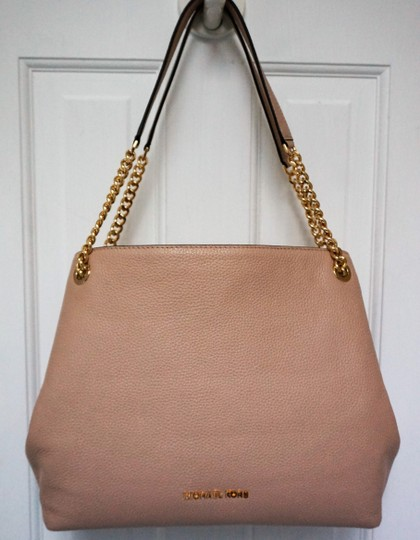 MICHAEL Michael Kors Tote in Oyster Blush Image 7