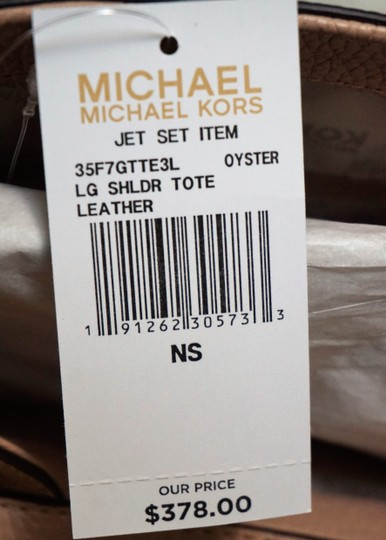 MICHAEL Michael Kors Tote in Oyster Blush Image 9