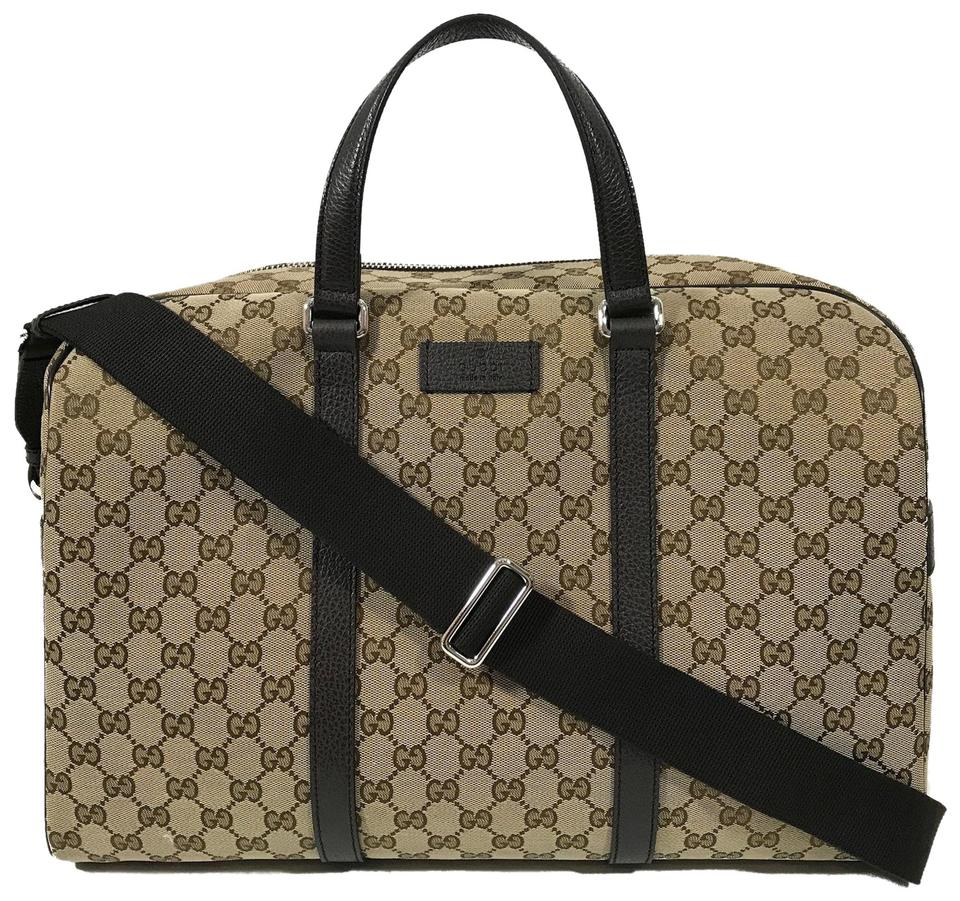 9fb920506ac Gucci 449167 Gg Guccissima Large Duffle Multicolor Canvas Weekend ...