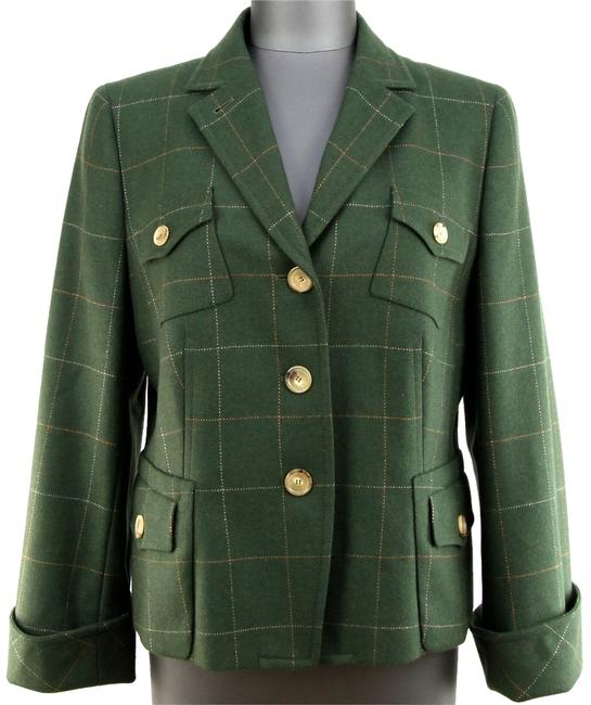 Akris Green Blazer