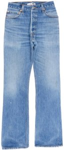 RE/DONE Flare Leg Jeans-Medium Wash