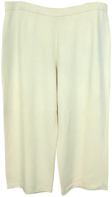 Item - Beige Collection Elastic Waist Knit Pants Size 16 (XL, Plus 0x)