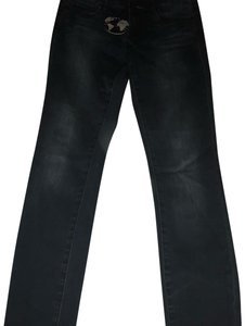 Articles of Society Straight Leg Jeans-Dark Rinse