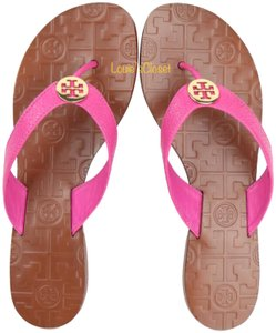 99f756bb9245c Tory Burch Thora Sandals - Up to 70% off at Tradesy (Page 2)
