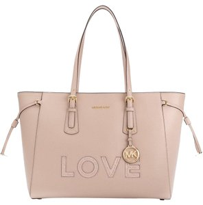 Michael Kors Tote in Soft Pink