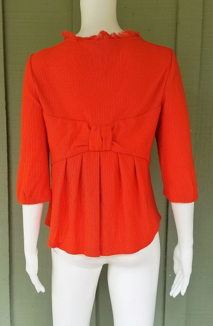 Kay Unger Knit Open Front Cropped Cardigan Image 1