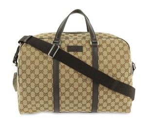 df28b2e895f9 Gucci Duffle Blooms Multicolor Coated Canvas Weekend/Travel Bag ...