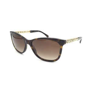 Chanel Cat Eye Brown Gradient 5260-Q c.714/S5 Sunglasses