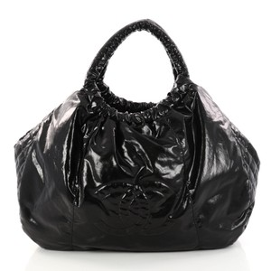 Chanel Vinyl Hobo Bag